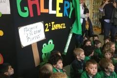 Exposición 2º Infantil Colegio Kolbe