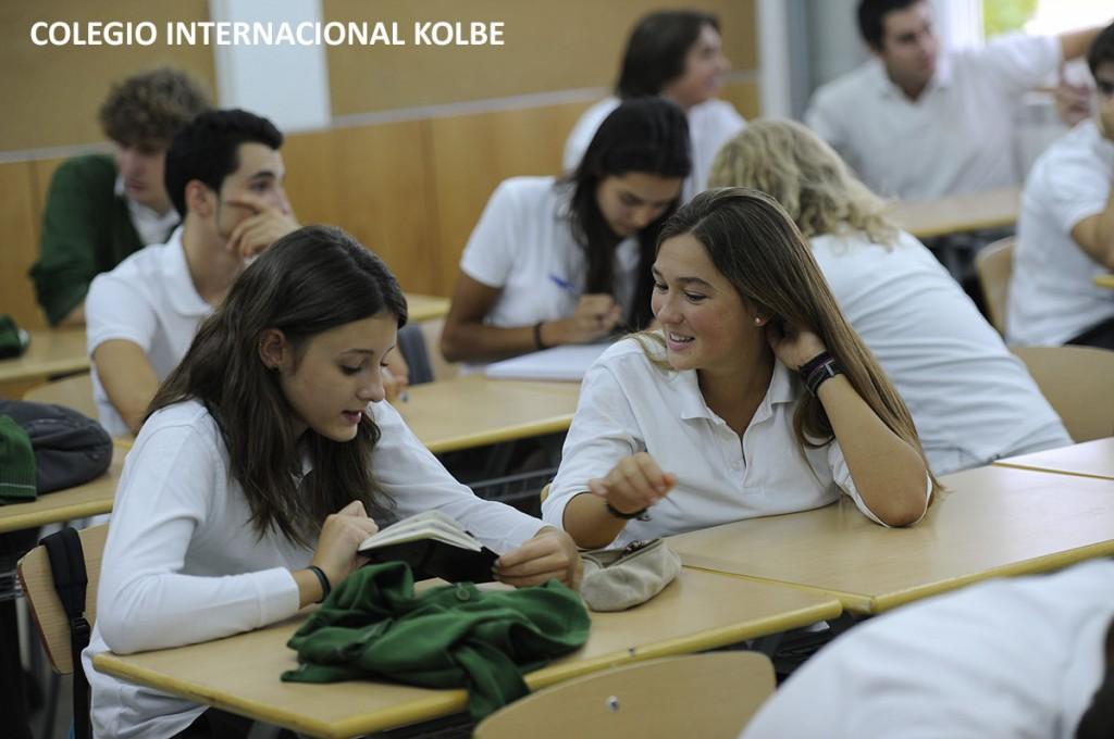 Bachillerato Colegio Kolbe