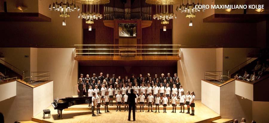 coro Maximiliano Kolbe