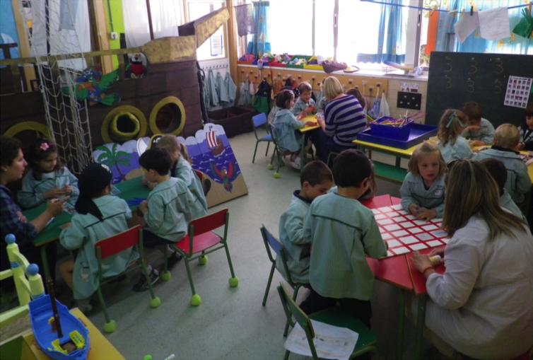 Infantil Colegio Kolbe