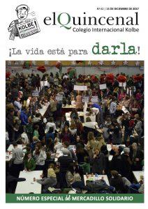 N. 62 Mercadillo Solidario