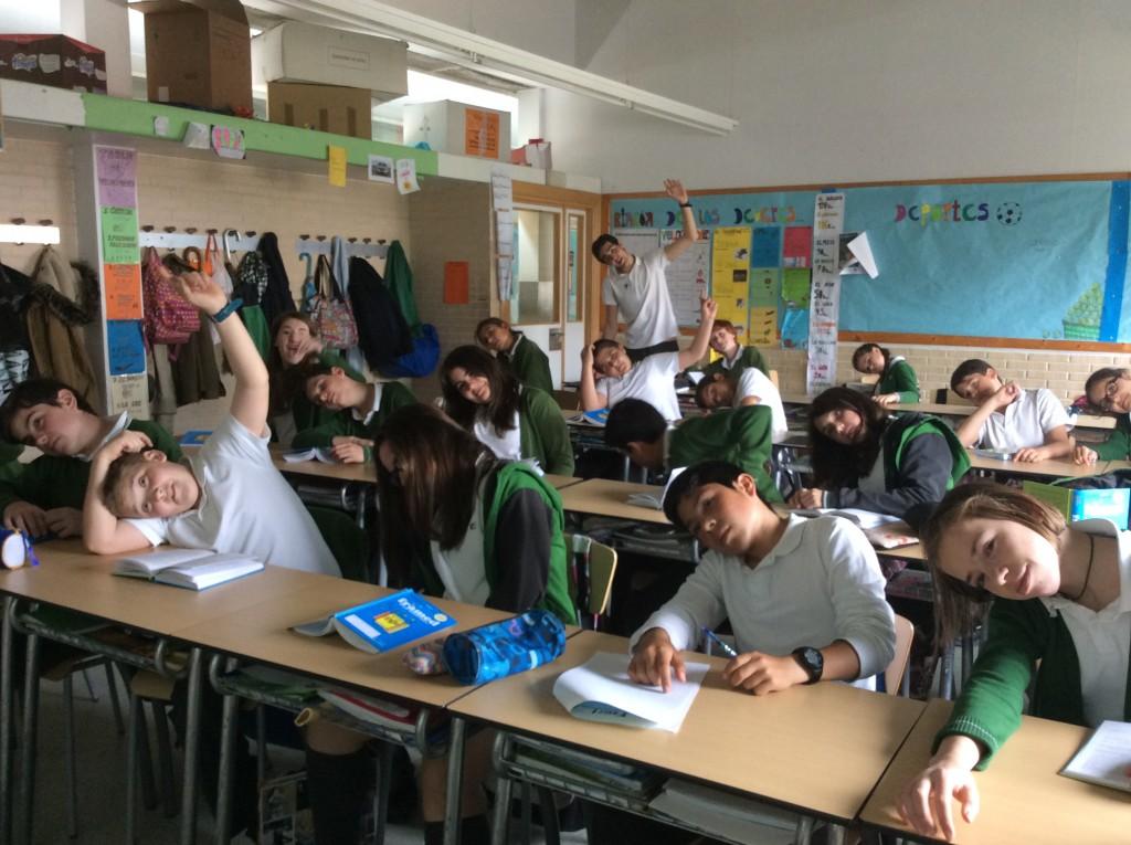 inglés en Colegio Kolbe