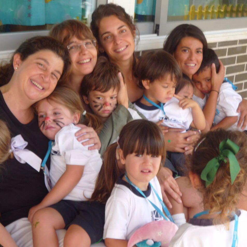 infantil kolbe primer dia 11