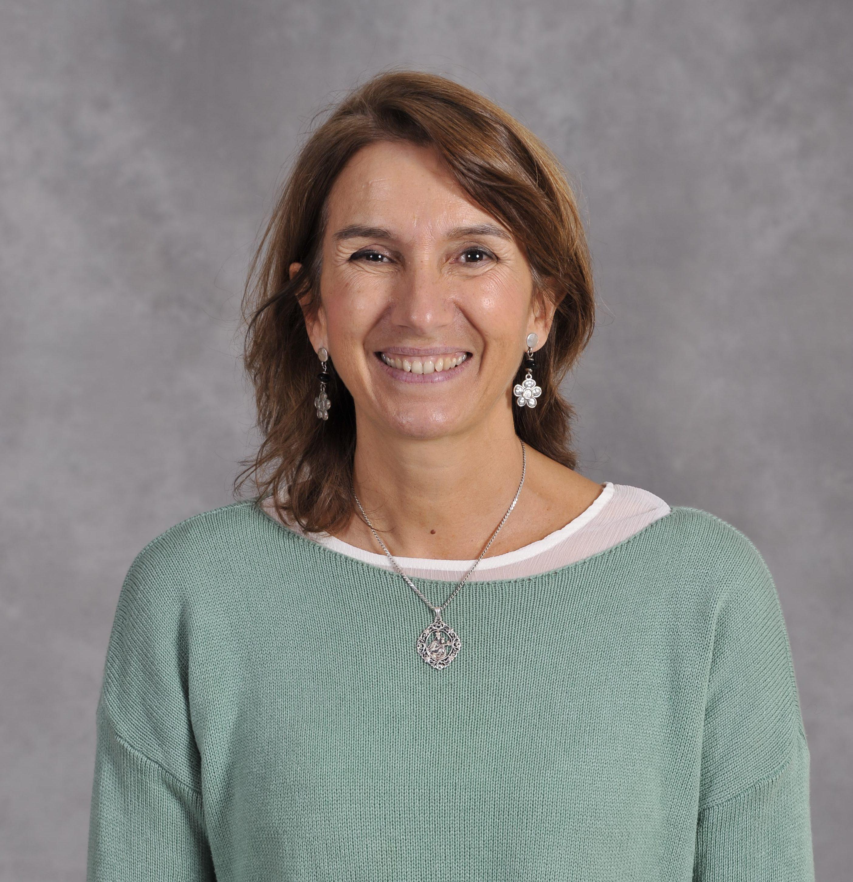 Clara Fontana, Directora Académica del Colegio Internacional Kolbe