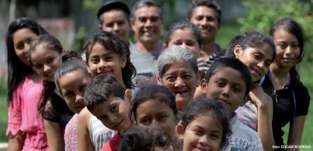 Cross solidario Kolbe a beneficio de El Salvador