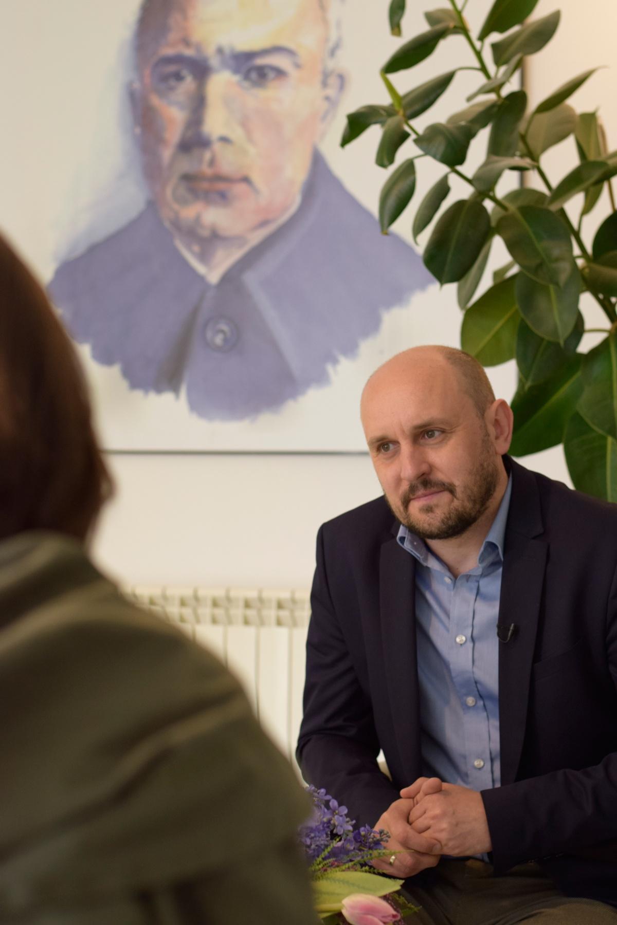 Entrevista a Adam Woronowicz