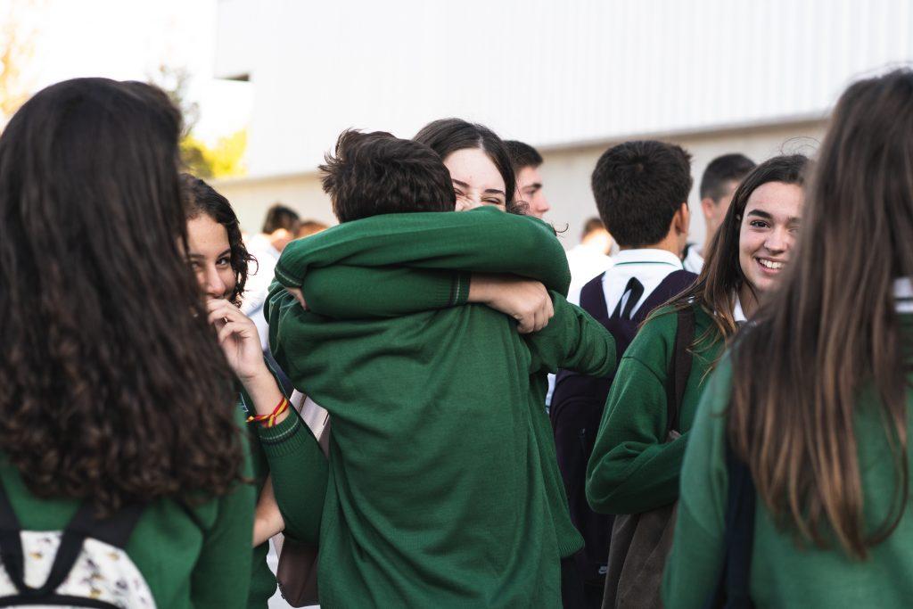 Inicio de curso 2019-2020 Colegio Kolbe